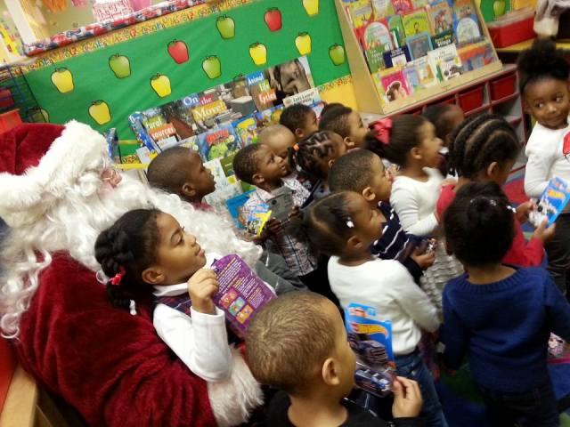 Santa Day Care